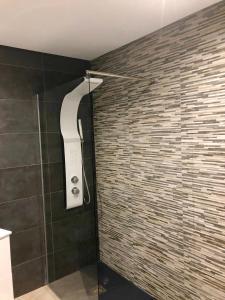 A bathroom at Apartment Puerto Paraiso Estepona Seaview for 5 People