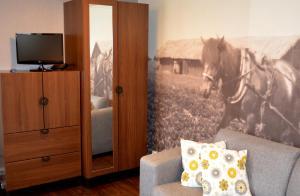 Kylpyhuone majoituspaikassa Tammiston Apartments