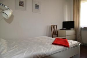 Letto o letti in una camera di Great Apart Kabaty