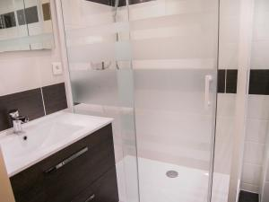 Ein Badezimmer in der Unterkunft Apartment La Pergola.2