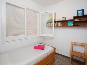 A bed or beds in a room at Apartment Verdura