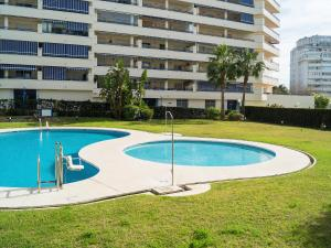 The swimming pool at or near Apartment Urb Las Terrazas