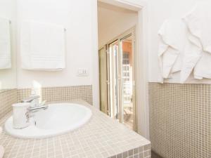 A bathroom at Locazione turistica Dolce Vita Luxury Terrace