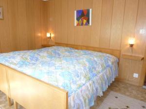 Lova arba lovos apgyvendinimo įstaigoje Apartment Sonnenboden