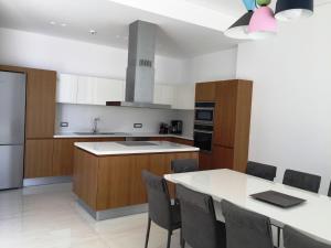 Küche/Küchenzeile in der Unterkunft Villa Villa Aurora