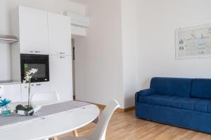 Posezení v ubytování Atlantide holiday apartments