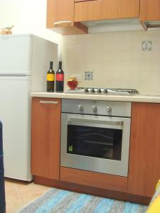 Küche/Küchenzeile in der Unterkunft Renda Apartments
