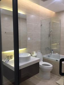 Ванная комната в Imperia 2 bedroom
