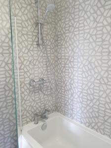 A bathroom at Coast house, Norfolk road,Littlehampton
