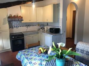 A kitchen or kitchenette at In Versilia
