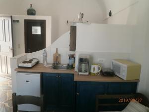 Cucina o angolo cottura di Villa Ostria