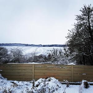 Gîte Millésime et une Nuit during the winter