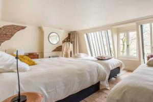 Cama o camas de una habitación en Boulevard 15