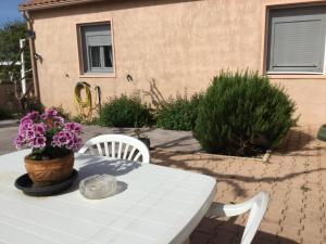Terrasse ou espace extérieur de l'établissement Monjadou