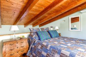 Cama o camas de una habitación en Olivo Country Club - Resort
