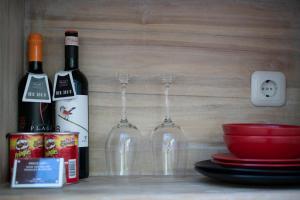 Drinks at 18 Suite Villa Loft at Kuta