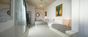 Zona de estar de Vallas Apartments & Villas