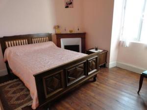 Un ou plusieurs lits dans un hébergement de l'établissement House Saint-martin-le-redon - 4 pers, 65 m2, 3/2 1
