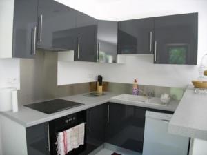 Cuisine ou kitchenette dans l'établissement House Pomarede - 4 pers, 53 m2, 3/2 1