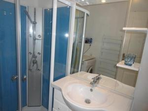Salle de bains dans l'établissement House Pomarede - 4 pers, 53 m2, 3/2 1