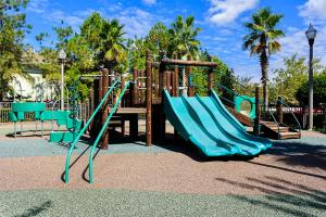 Aire de jeux pour enfants de l'établissement Cabana Court Dream