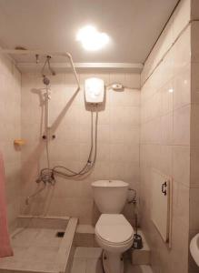 Ванная комната в Comfortable Apartment in the centre