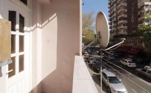 Балкон или терраса в Comfortable Apartment in the centre
