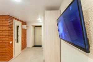 Телевизор и/или развлекательный центр в Apt on Nevsky 136 #1