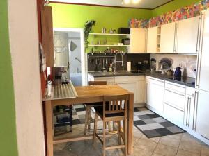 A kitchen or kitchenette at Martin Drescher