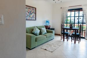 A seating area at Righetto Vacation Rentals