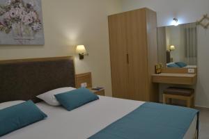 Letto o letti in una camera di Romantica Apartments