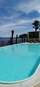 The swimming pool at or near Residence Villa Greta