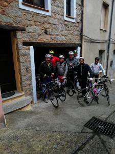 Attività di ciclismo presso l'appartamento o nelle vicinanze