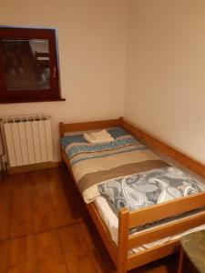 Postelja oz. postelje v sobi nastanitve Apartment Zorc