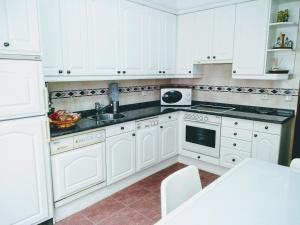 Una cocina o zona de cocina en Zarautz Centro