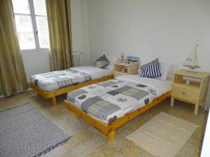 Krevet ili kreveti u jedinici u okviru objekta LA MAISON DE LA MER
