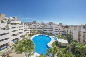A view of the pool at Bahia De la Plata, Spain-Estepona or nearby