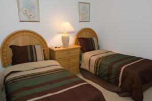 Un ou plusieurs lits dans un hébergement de l'établissement Cumbrian Lakes 4756
