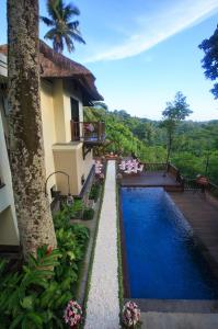 The swimming pool at or near Kayumanis Ubud Private Villas & Spa