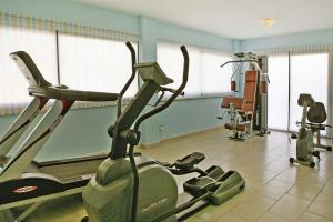 The fitness center and/or fitness facilities at Apartments Erimi - PFO021001-SYA