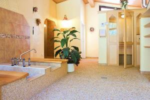 A bathroom at Holiday resort Erzeberg Bad Emstal - DMG011005-FYB