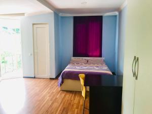 Posteľ alebo postele v izbe v ubytovaní Lemon Tree Guest House