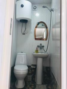 Kúpeľňa v ubytovaní Lemon Tree Guest House