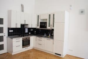 Dapur atau dapur kecil di Dlouhá 35