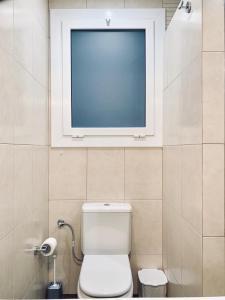 A bathroom at MDGaudisquare