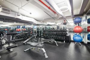 The fitness centre and/or fitness facilities at Sonder — The Nash