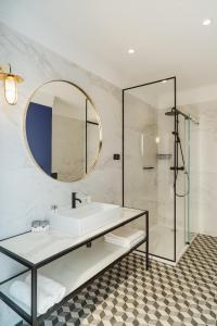 A bathroom at No.4 Residence