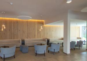 Lounge oder Bar in der Unterkunft Vakantie Domein Ter Helme