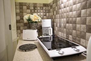 Кухня или мини-кухня в Classic suite