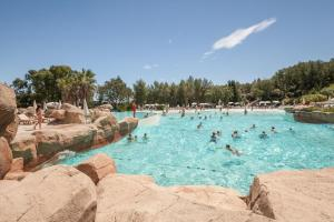 Piscine de l'établissement Village Pierre & Vacances - Les Restanques du Golfe de Saint Tropez ou située à proximité